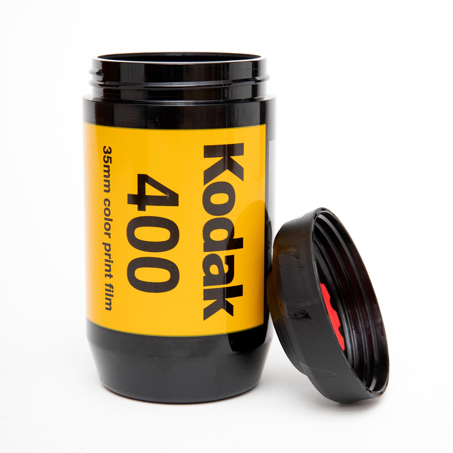MASH Kodak 400 Keg Black