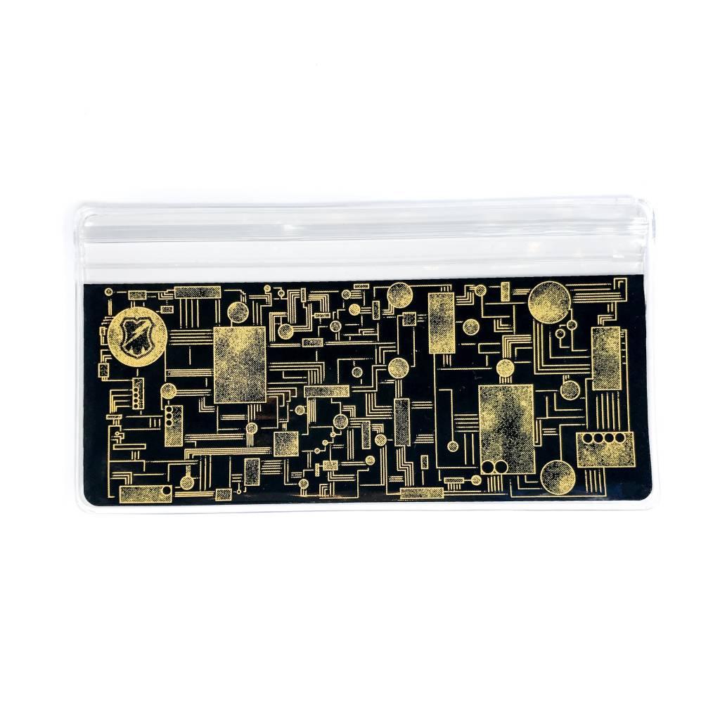 MASH Circuit Jersey Wallet