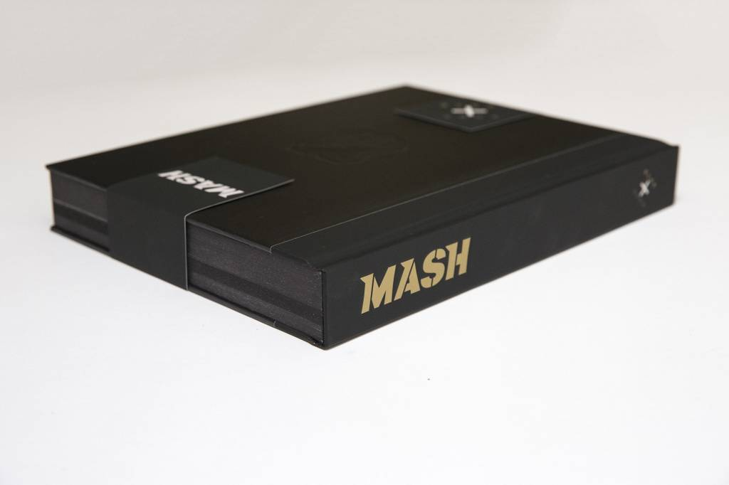 MASH Art Book / Video 2015