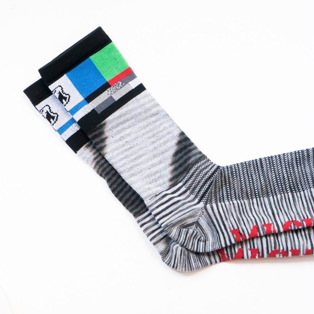 MASH COLORBARS HIGH Socks