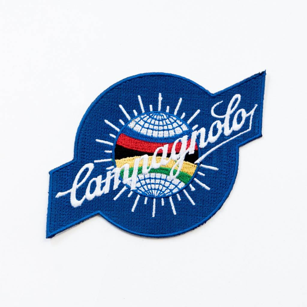 Campagnolo Globe Patch Blue