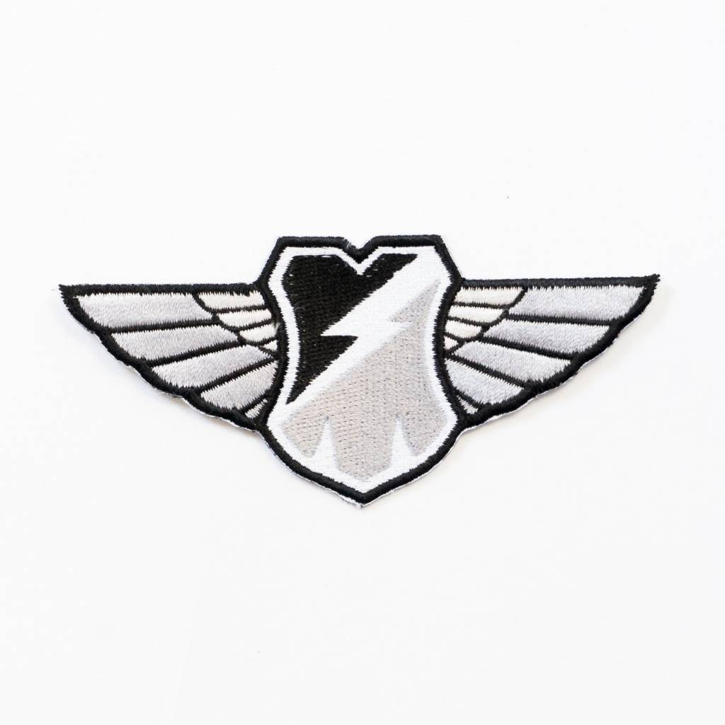 MASH Shield + Wings Patch