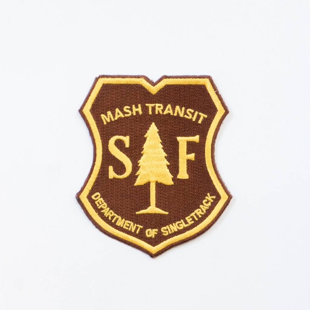 MASH Singletrack Patch