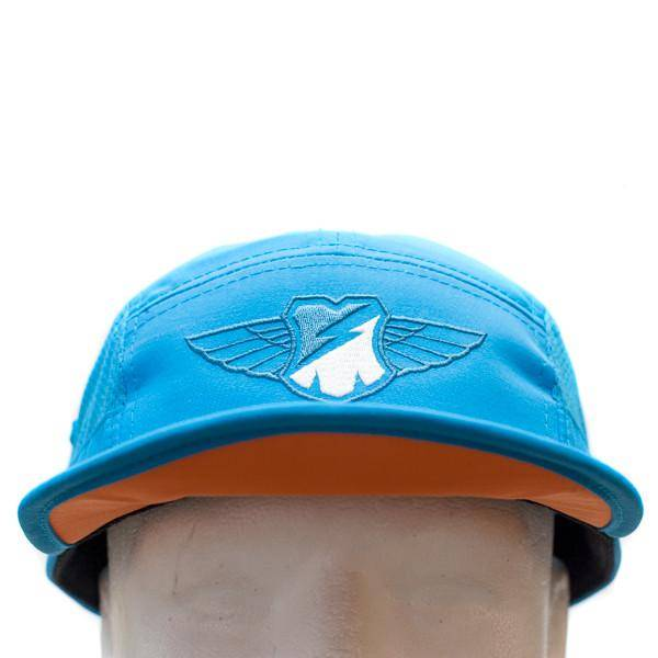 MASH Foldable Lightweight Hat Blue