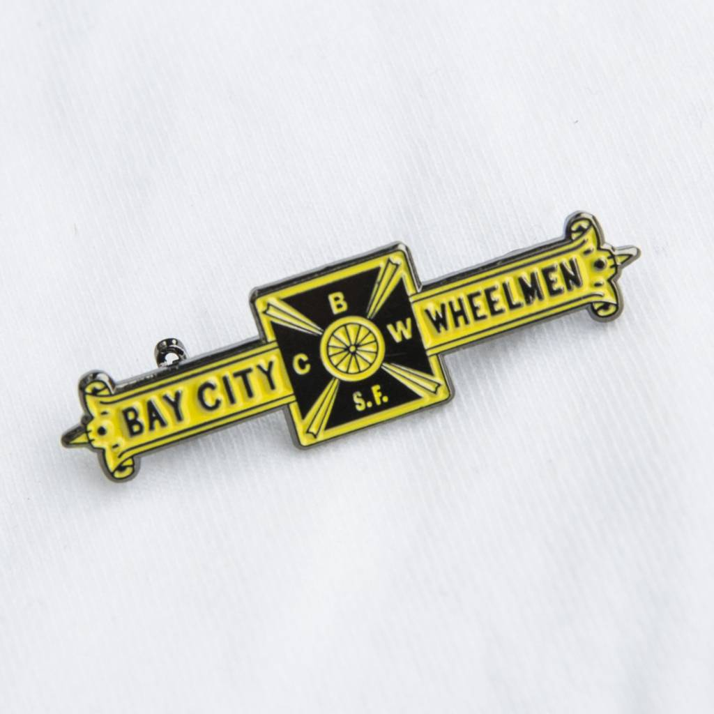 Bay City Wheelmen Pin