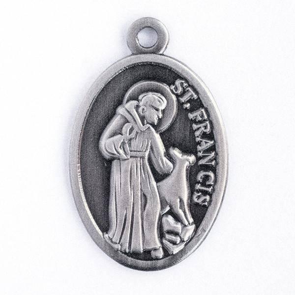 Saint Francis Pendant