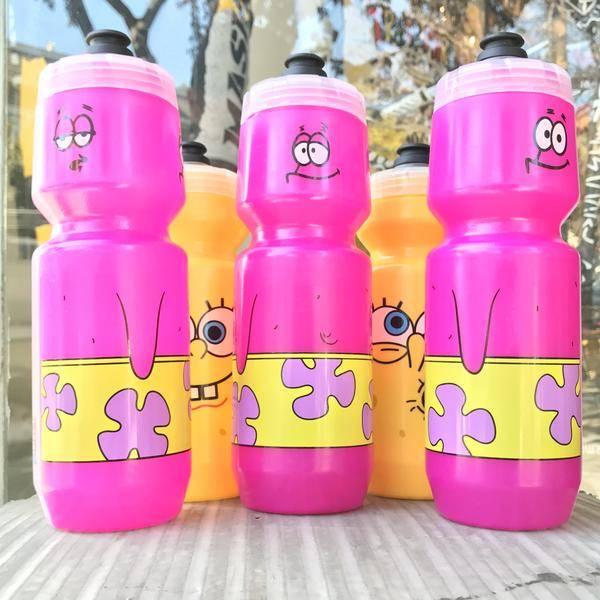 Patrick Star 26oz Purist Bottle