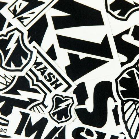MASH Stickers