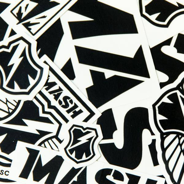MASH Sticker packs