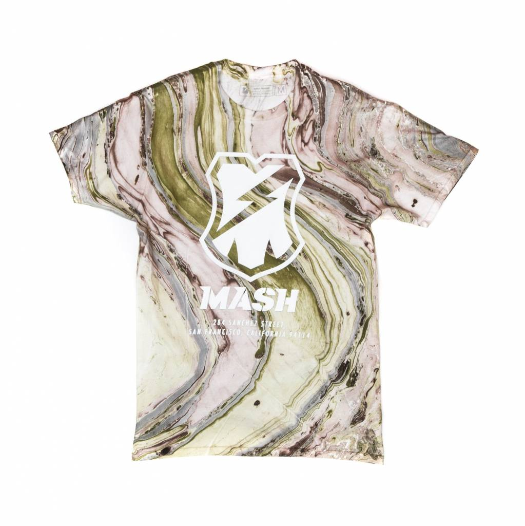 Shop Shirt Marnble Camo