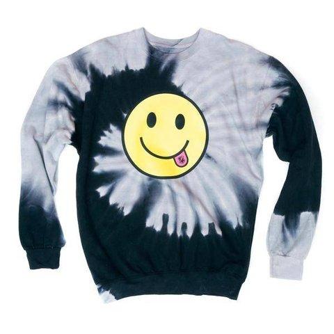 PMA Smile Crew Tie Dye