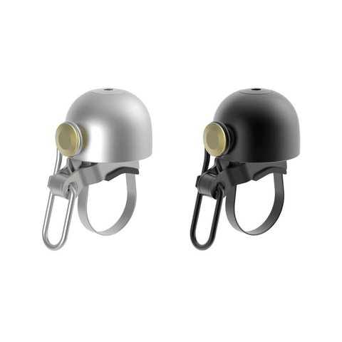 Spurcycle Bell in Black or Silver