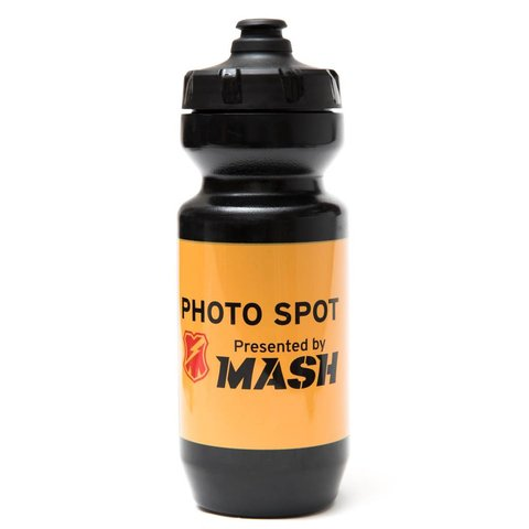 MASH Photo Spot Black 22oz Bottle