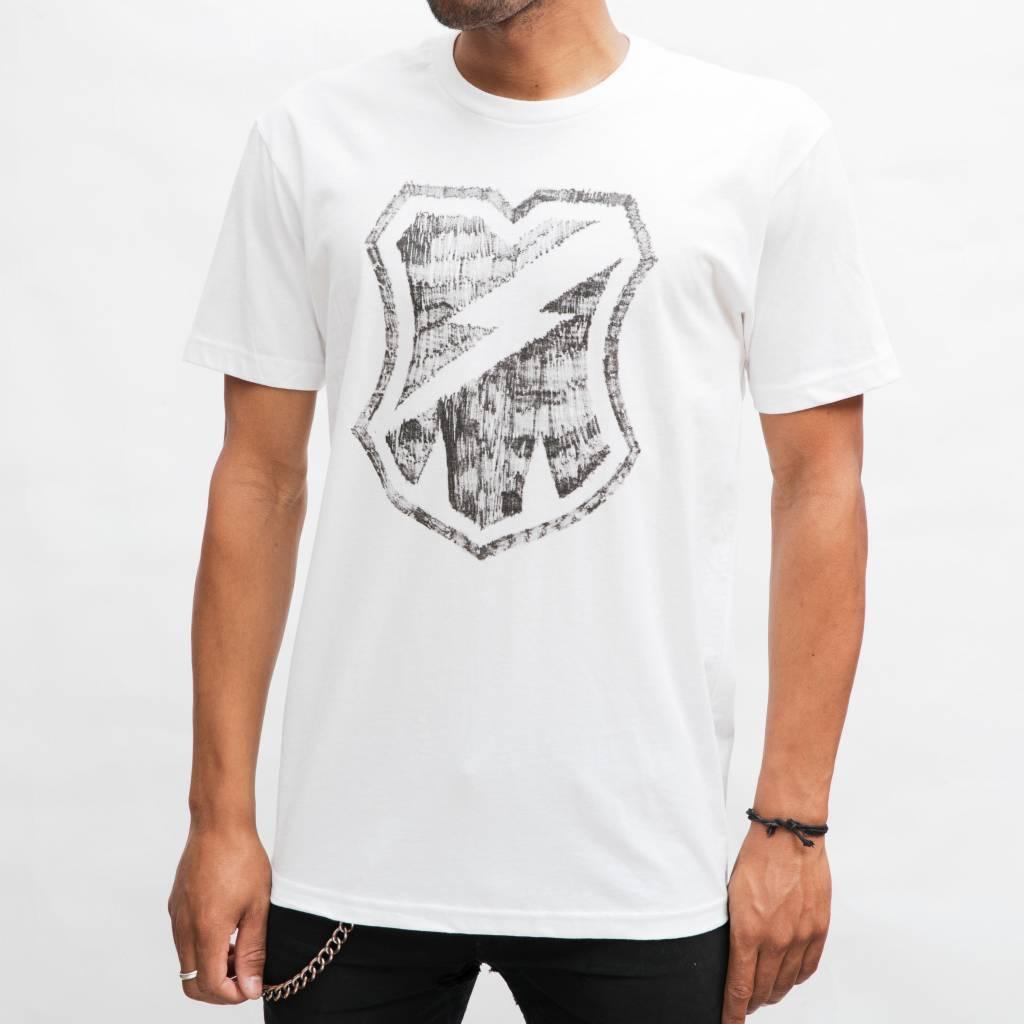 MASH Sharpie T-Shirt White