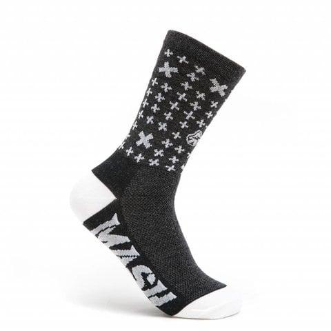 MASH Plus X High Socks in 3 color options