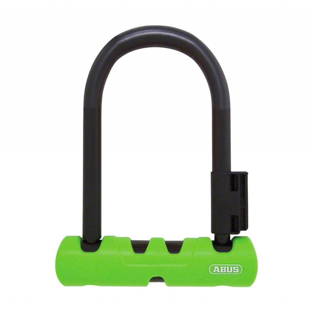 "ABUS Keyed U-Lock Ultra Mini 410: 5.5"" Shackle, Black"