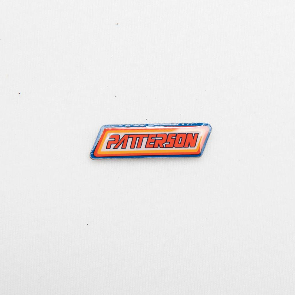 Patterson Racing Pin