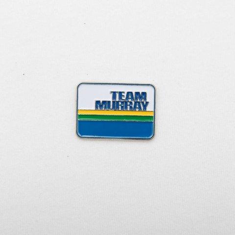 Team Murray Pin
