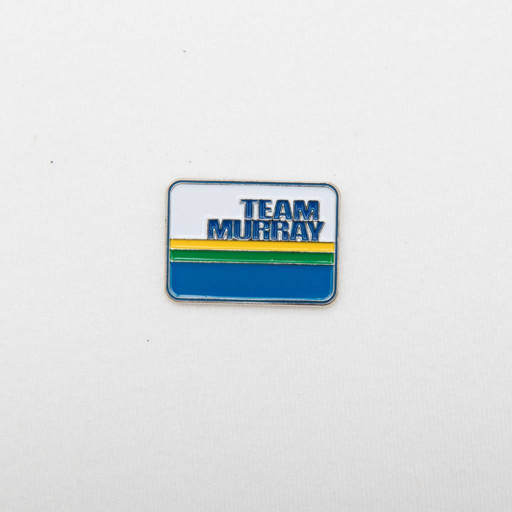 Team Murray Pin