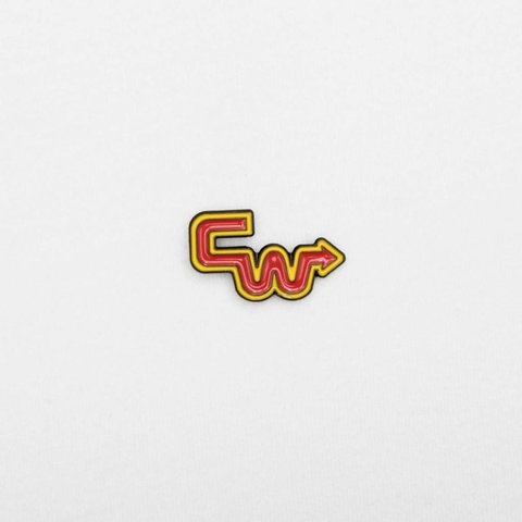 CW Racing Pin