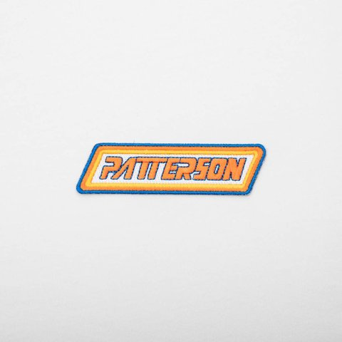 Patterson BMX Patch