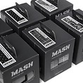 MASH City Map Tape Black