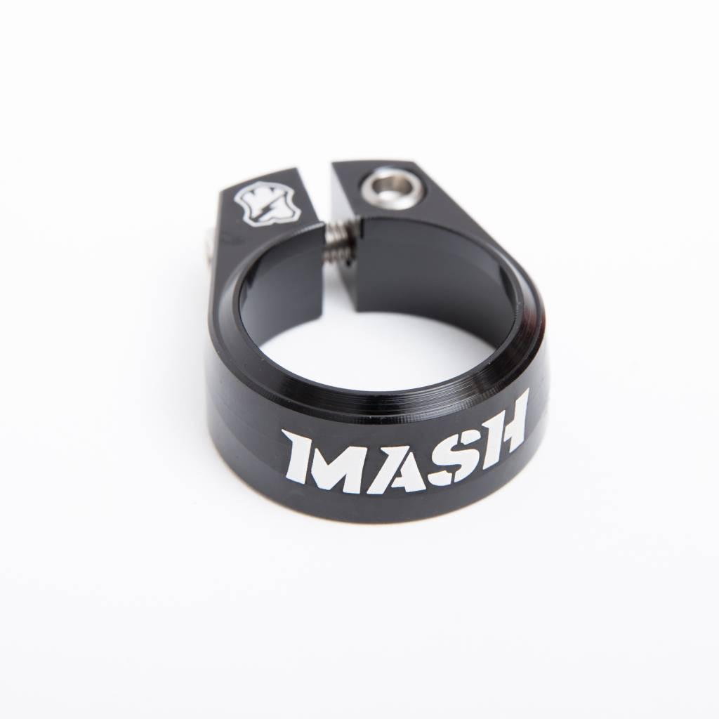 MASH 31.8 Seat Collar Black