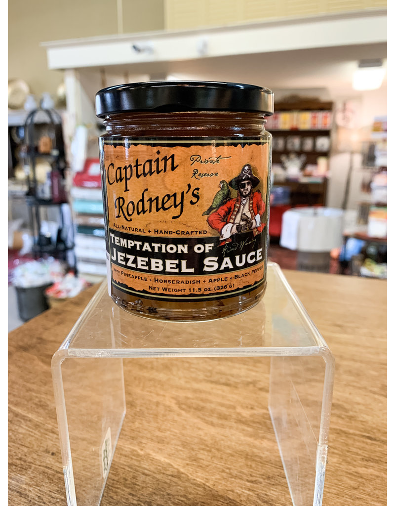 Bell Buckle Country Store Captain Rodney's Jezebel Sauce