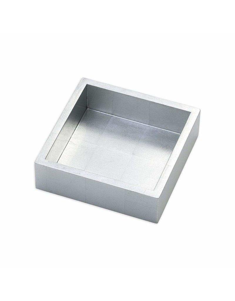 Caspari Caspari Napkin Holder Silver sm