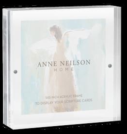 Anne Neilson Home 5x5 Acrylic Frame