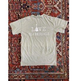 Love Clarksdale Guitar T-Shirt