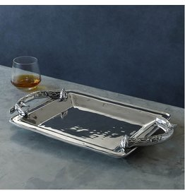 Beatriz Ball WESTERN Antlers Rectangle Tray (Md)