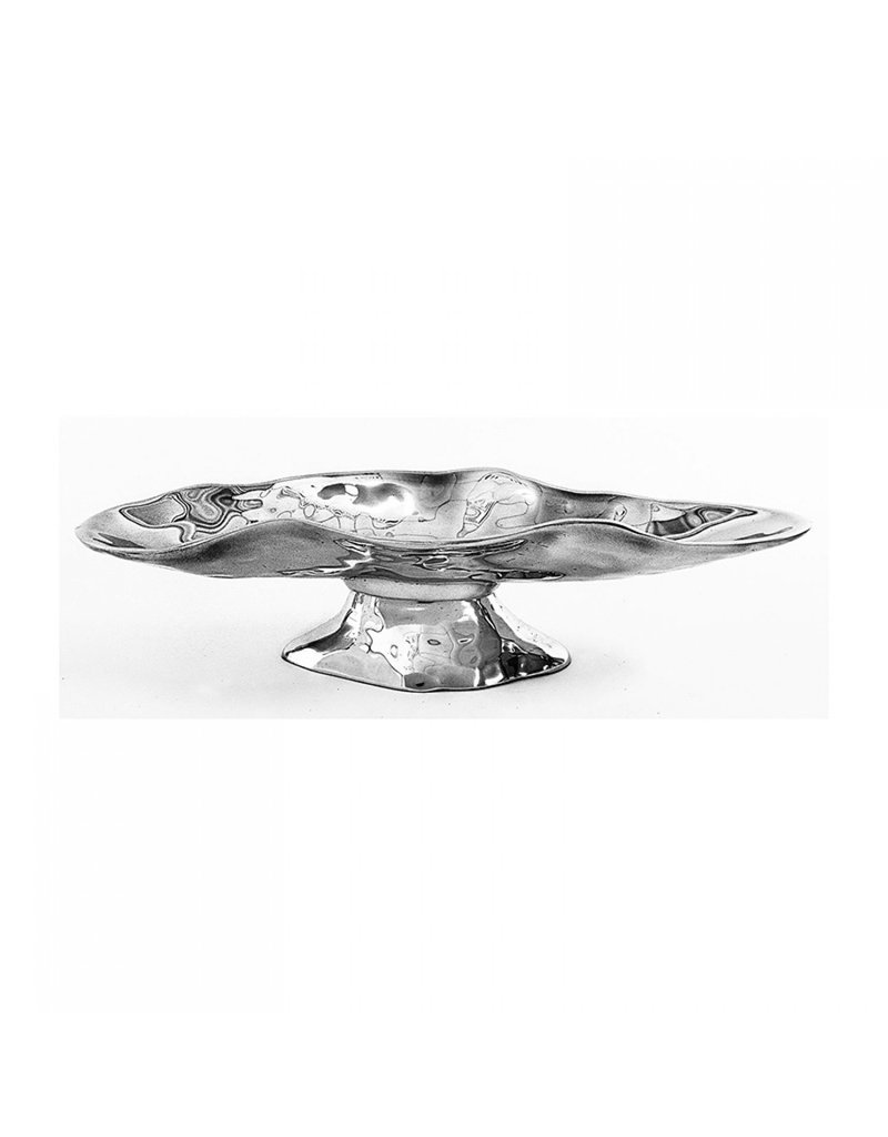Beatriz Ball PEDESTAL-Soho oval tray (small)