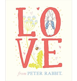 Common Ground LOVE from Peter Rabbit