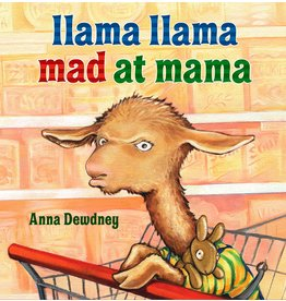 Common Ground llama llama mad at mama