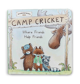 Bunnies By The Bay Camp Cricket Board Book