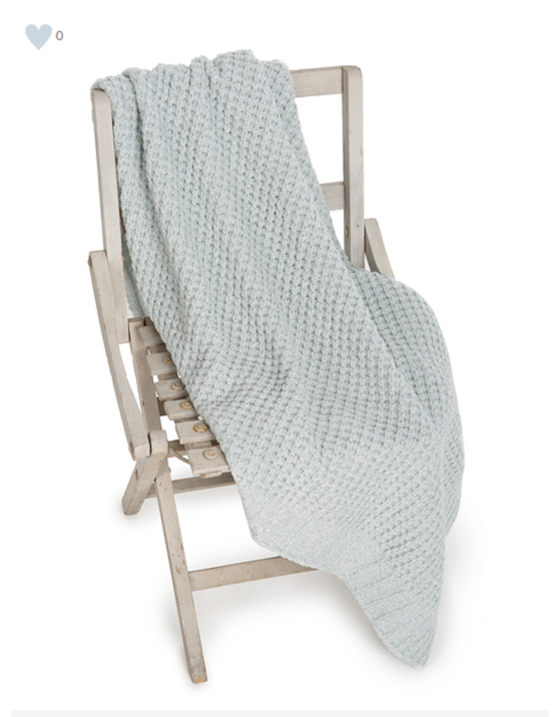 Barefoot Dreams Barefoot Dreams-Waffle Weave Baby Blanket