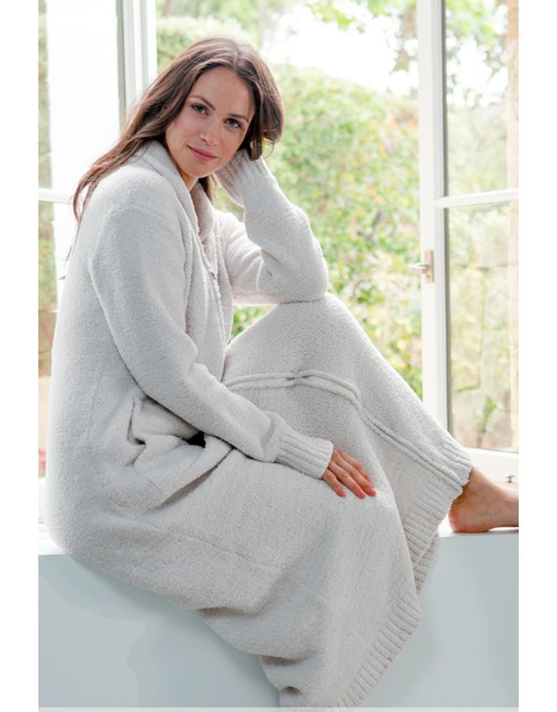 Barefoot Dreams Barefoot Dreams-Cozy Chic Full Zip Robe