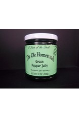 The Ole Homestead Green Pepper Jelly