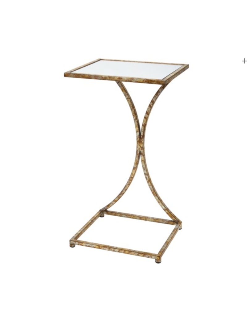 Old World Designs OWD-Champagne Gold Tray Table