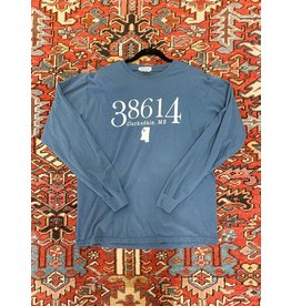 South Home & Apparel Comfort Colors LS 38614