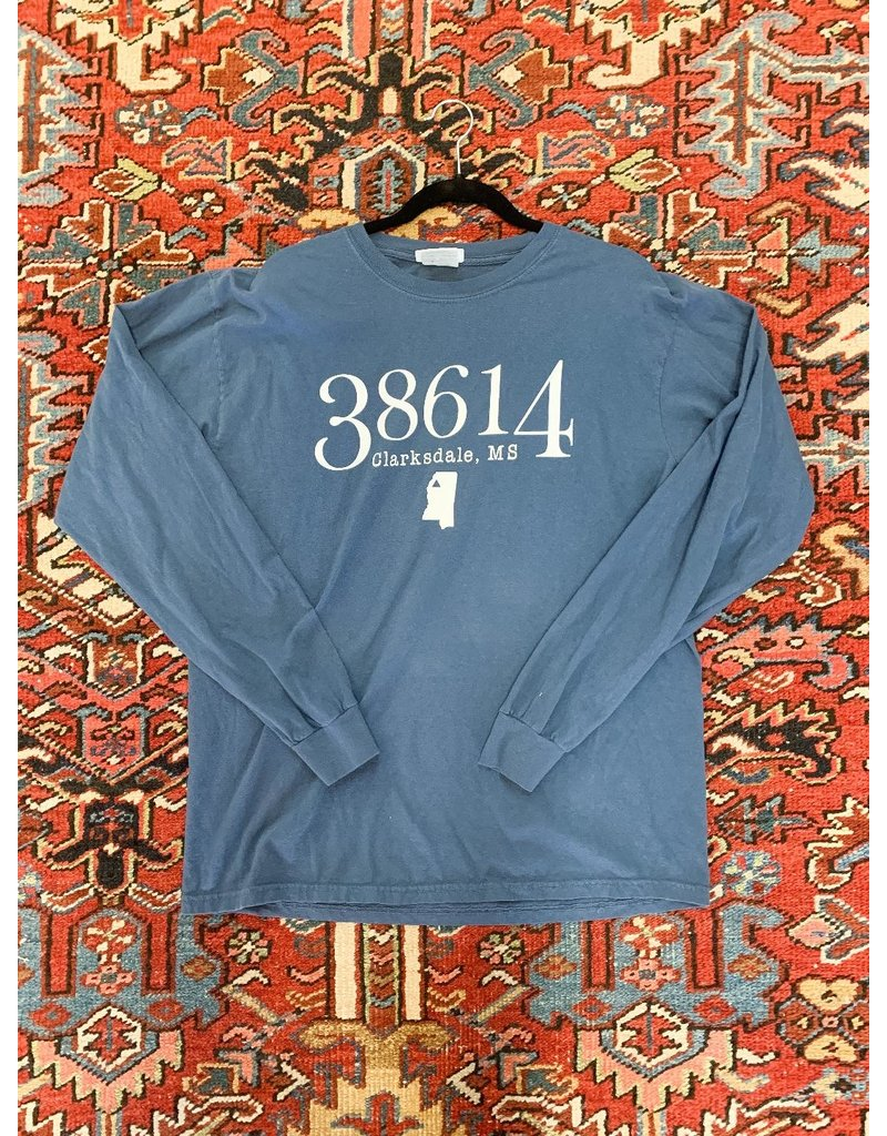 South Home & Apparel Comfort Colors LS 38614