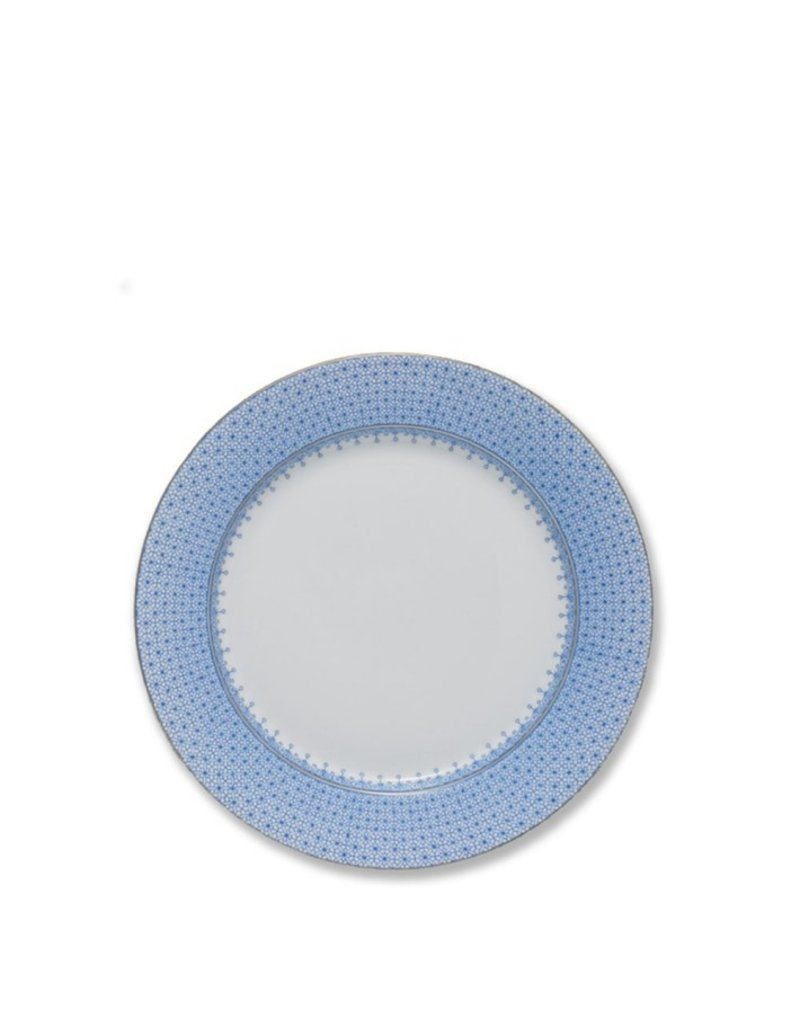 mottahedeh Cornflower Lace-B&B Plate