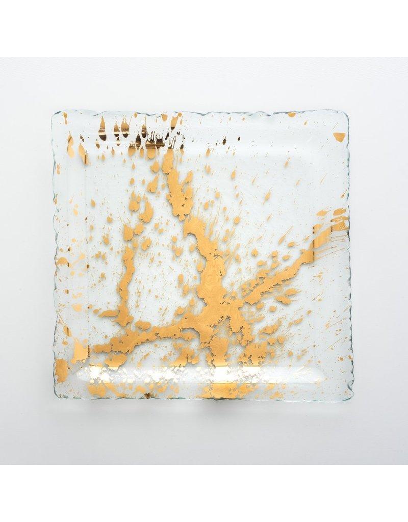 Annie Glass Annie Glass-Jaxson-13 Square Tray