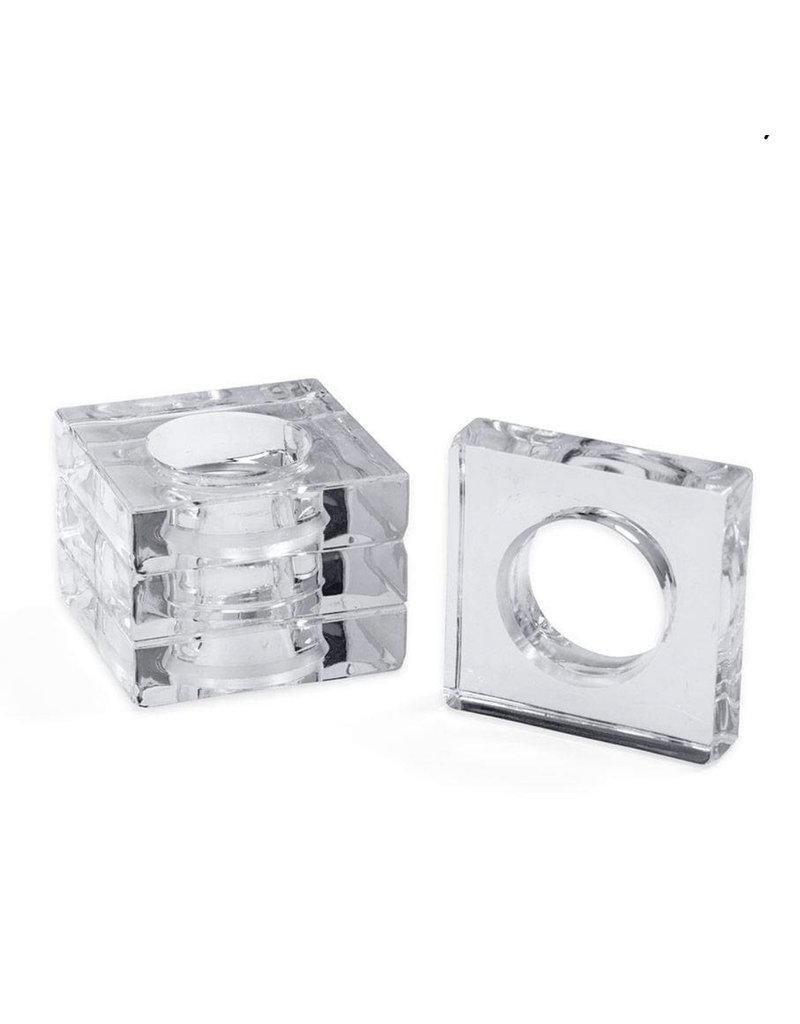 Caspari Acrylic Napkin Ring