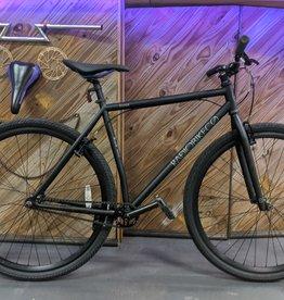 Radio Radio Divide Bike - 700c, Steel, Matte Black, Small