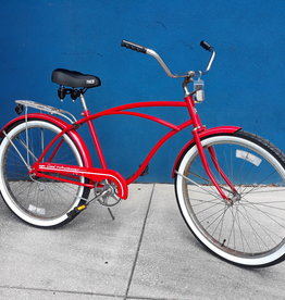 """Huffy Huffy Good Vibrations- Red (18"""")"""