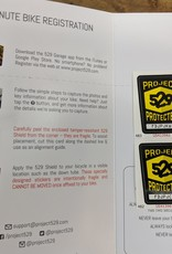 Project 529 529 Shield (Bicycle Registration Kit) (four bike)