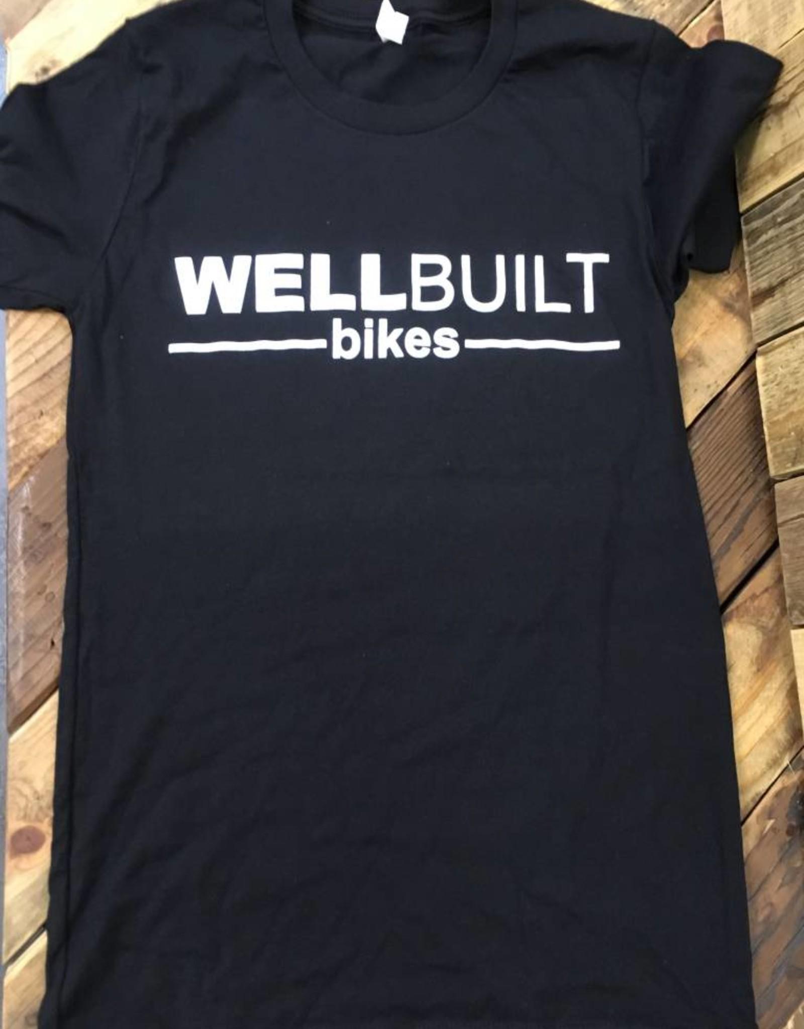 WellBuilt Bikes Well Built T-Shirts