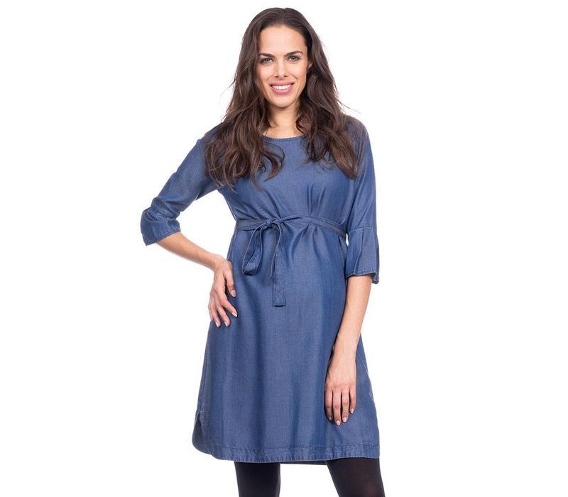 6332c96f8521d Séraphine Maternity Dress | Boutique L'Enfantillon